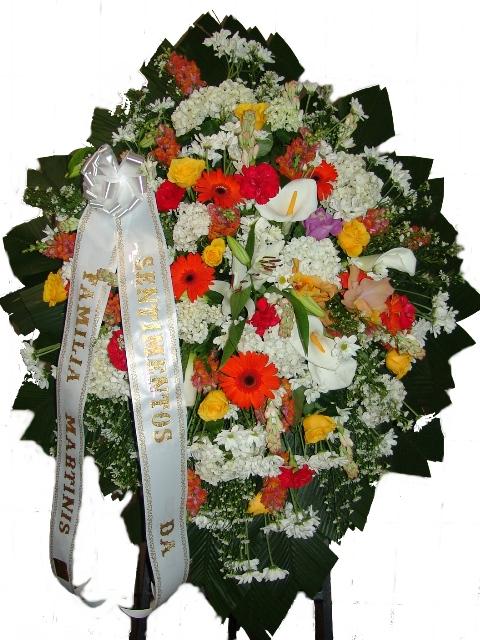 Coroa Condolências Super Luxo