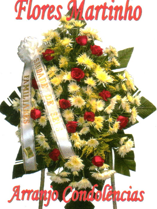 Coroa Condolências